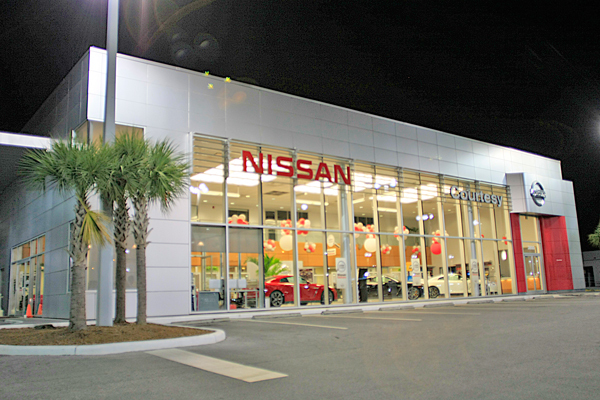 North Point Nissan, Little Rock. Courtesy Nissan, Tampa