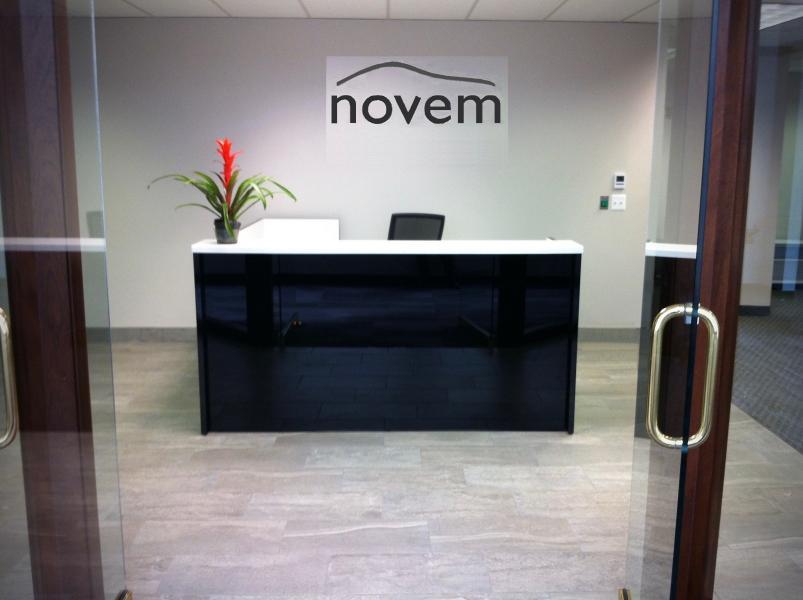 Novem Car Interior Design Commercial Resources Inc